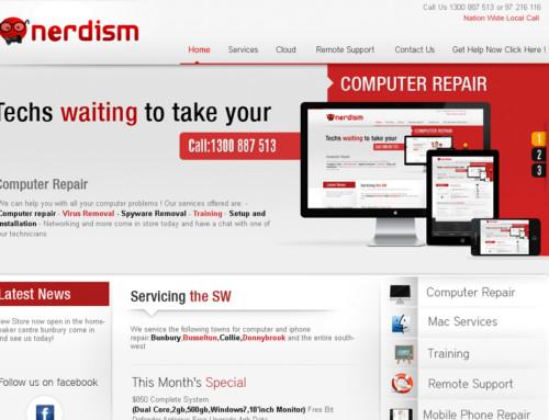 Nerdism Computer Repair