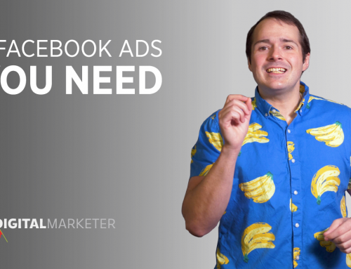 5 Types of Ads EVERY Marketer Should be Using on Facebook